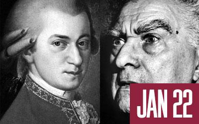 Mozart vs. Varèse
